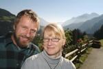 Sepp und Margit Brunner