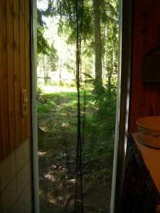 Komposttoilette - Aussicht